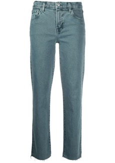 J Brand Adele mid-rise jeans