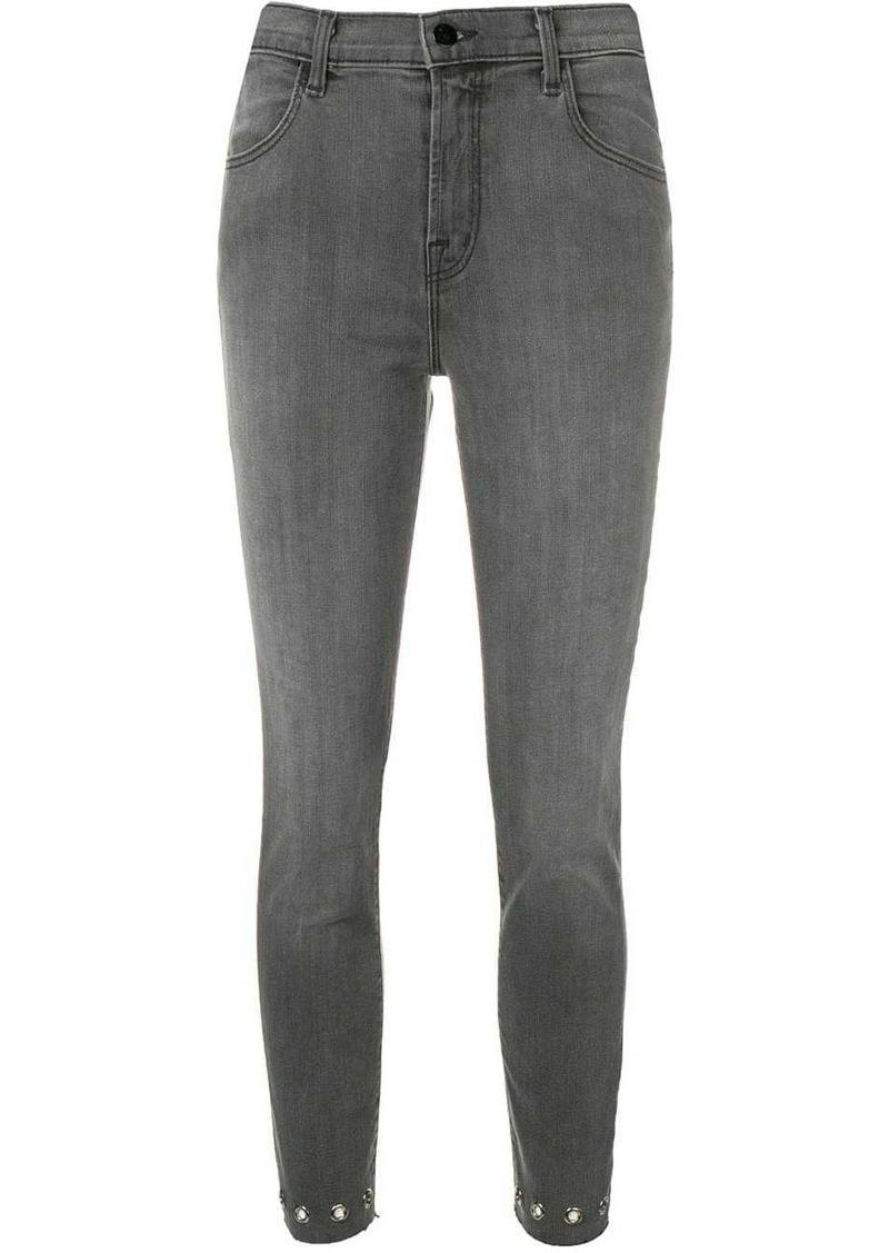J Brand Alana cropped jeans