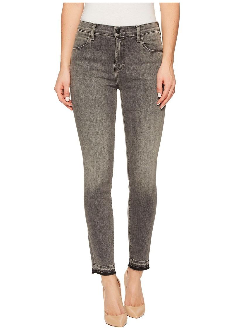 cfb5a1108898 J Brand Alana High-Rise Crop Skinny in Earl Grey | Denim