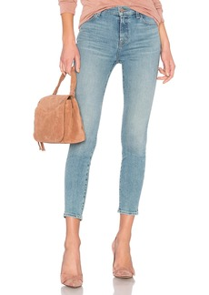 Alana High Rise Crop Skinny Jean