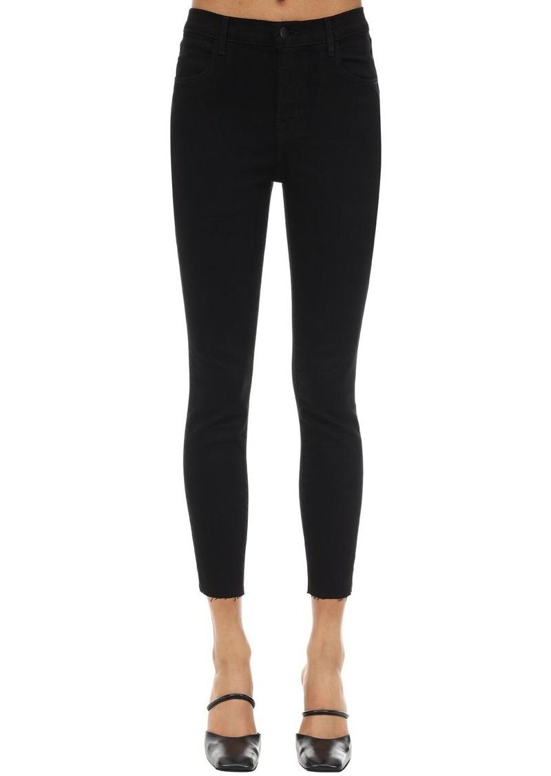 J Brand Alana High Rise Skinny Denim Jeans