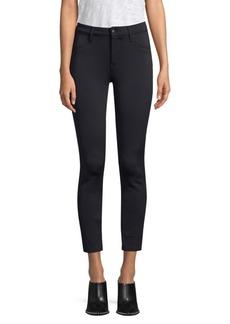 J Brand Alana High-Rise Skinny Scuba Pants