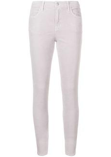 J Brand Alana skinny corduroy trousers