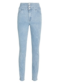 J Brand Aliza High-Rise Skinny Jeans