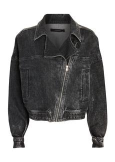 J Brand Andie Oversized Denim Jacket