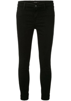 J Brand Anja low-rise cropped jeans