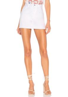 Bonny Mid Rise Mini Skirt