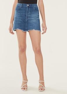 J Brand Bonny Mid-Rise Mini Skirt - 26
