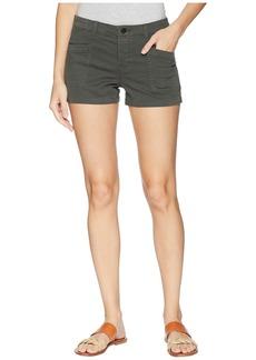 J Brand Brona Mid-Rise Cargo Shorts