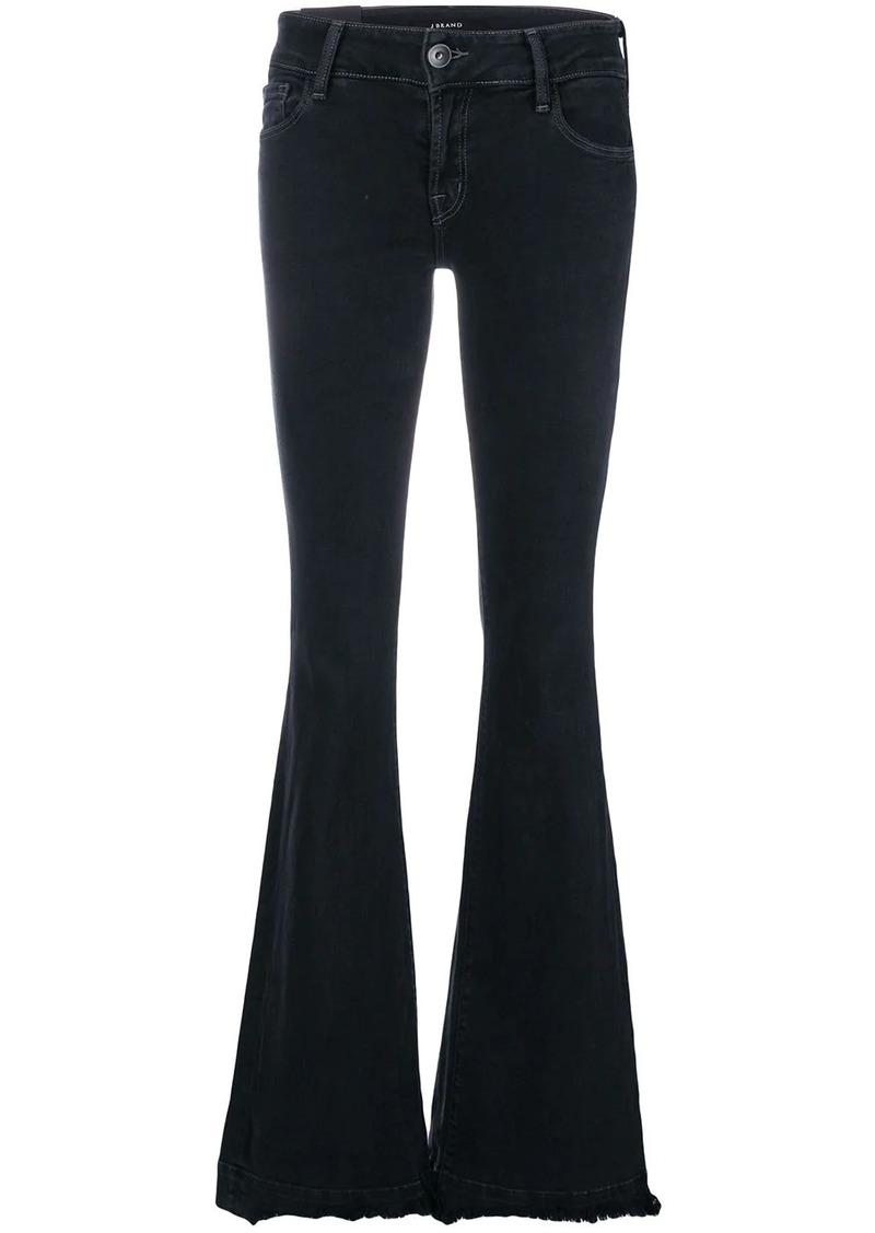 J Brand classic flared jeans