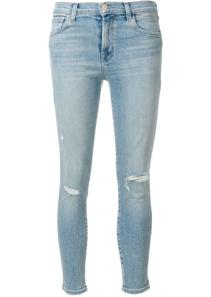 J Brand classic skinny-fit jeans