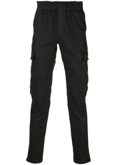 J Brand coated cargo pants