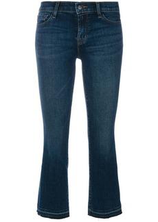 J Brand cropped pants