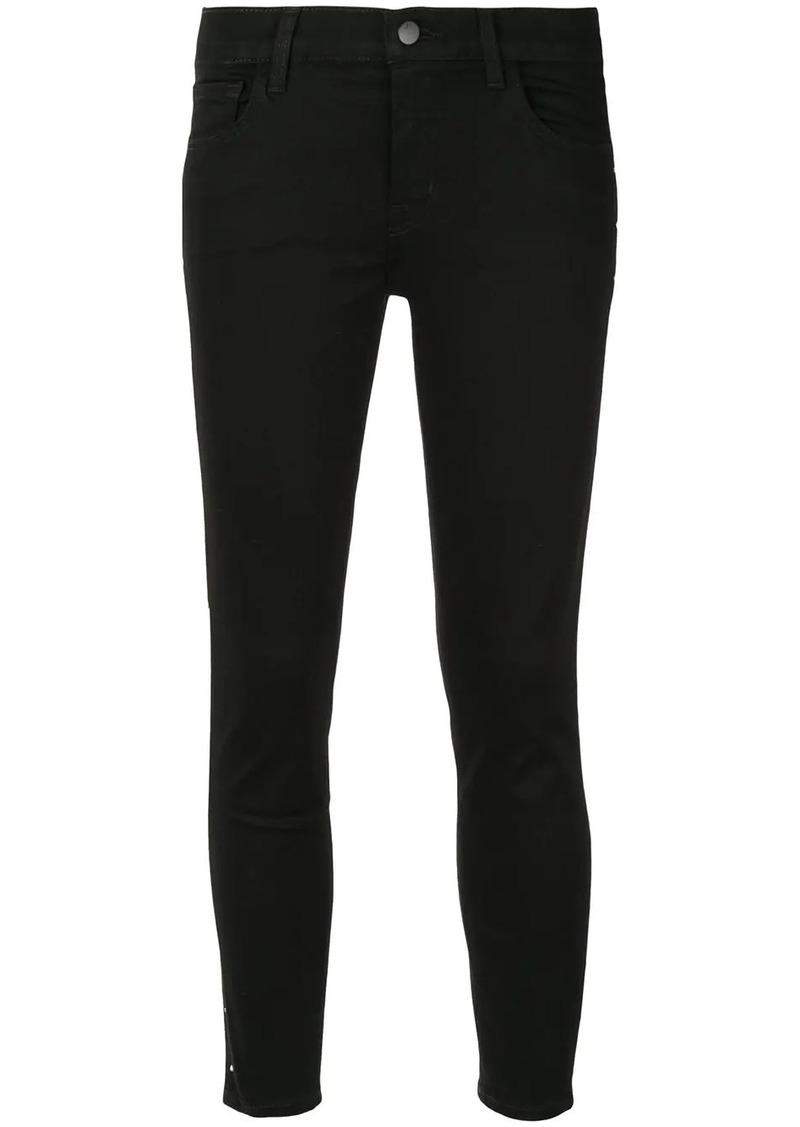 J Brand crystal embellished skinny jeans