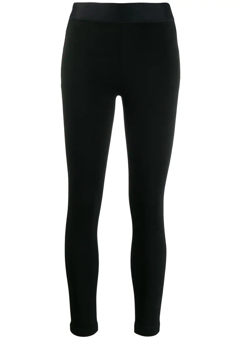 J Brand denim-style leggings