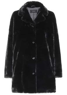 J Brand Dorene faux fur coat