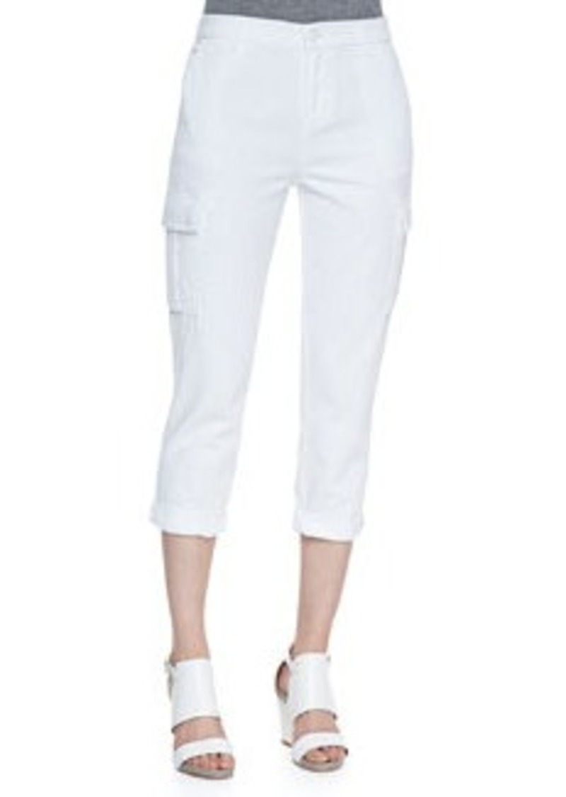 J Brand Dylan Pure White Cargo Pants   Dylan Pure White Cargo Pants