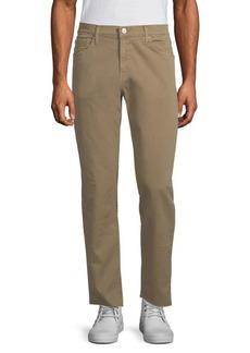 J Brand Eli Stretch Cotton Pants