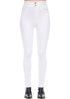 J Brand Elsa High Skinny Cotton Denim Jeans
