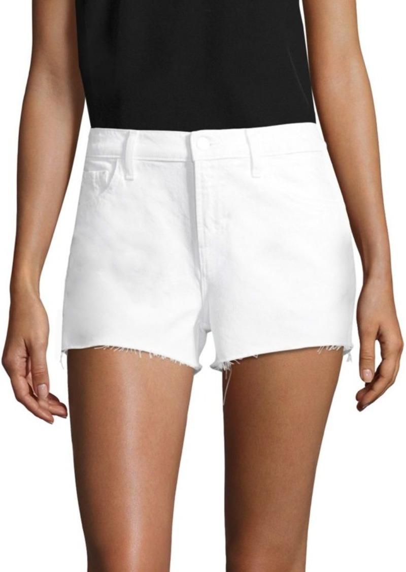 J Brand Ex Cut-Off Denim Shorts