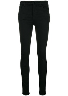 J Brand fabric eyelet jeans