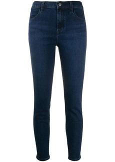 J Brand faded skinny jeans