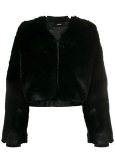J Brand 'Faux Fur Jacket'