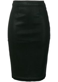 J Brand Fearless pencil skirt