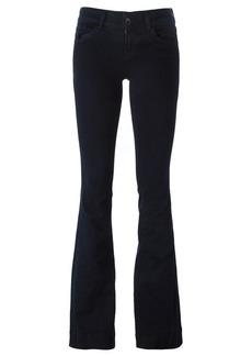 J Brand flared jeans
