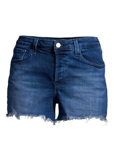 J Brand Gracie High-Rise Cut Off Shorts