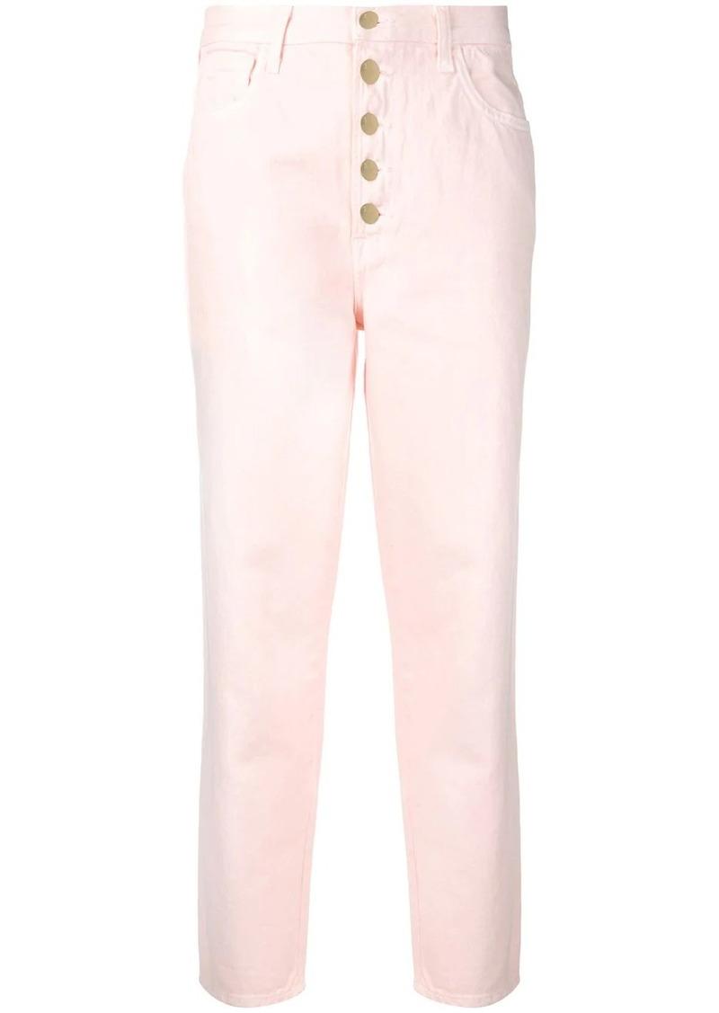 J Brand Heather mum jeans