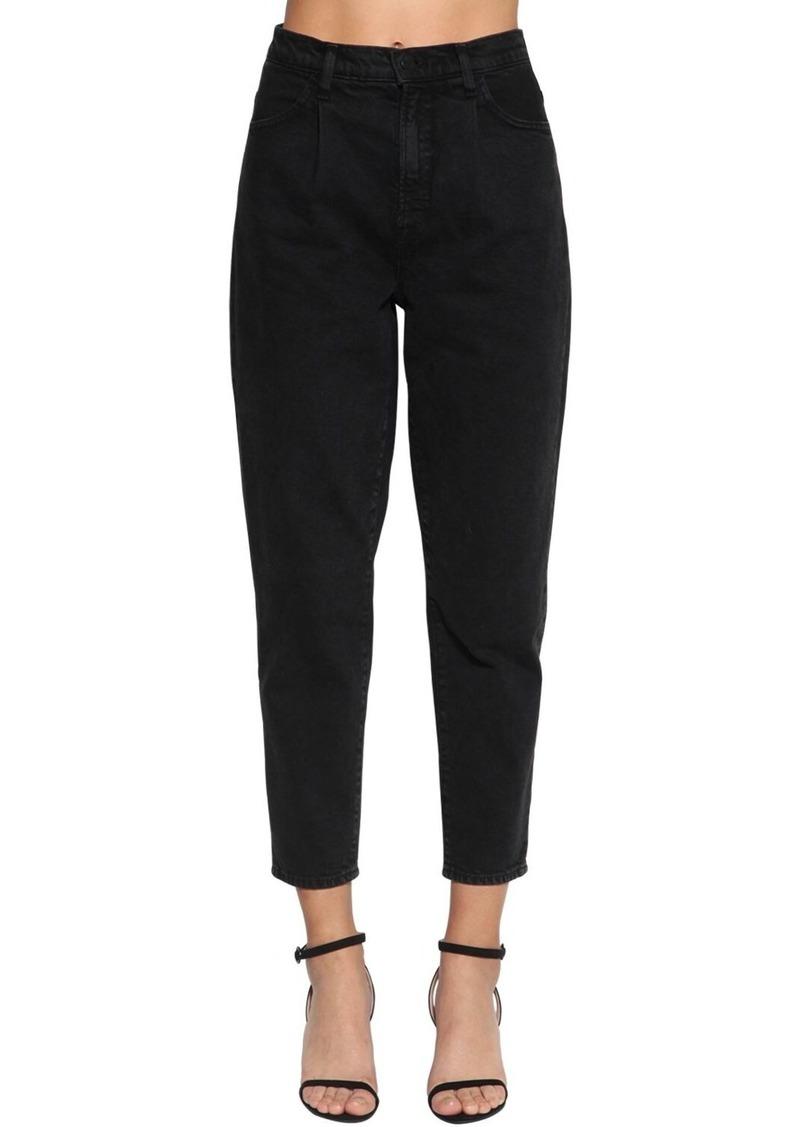 J Brand High Rise Bag Denim Jeans