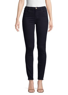 J Brand High-Waisted Skinny Jeans