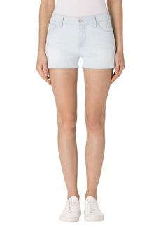 J Brand 1044 Cutoff Denim Shorts (Bleached Stripe)