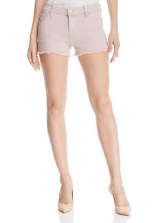 J Brand 1044 Cutoff Denim Shorts in Pluto