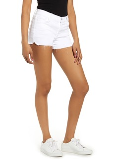 J Brand 1044 Denim Shorts (Blanc)