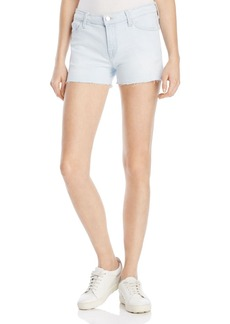 J Brand 1044 Denim Shorts in Bleached Stripe