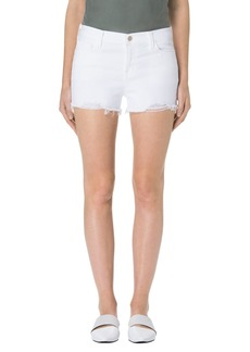 J Brand 1044 Denim Shorts (Razed Blanc)