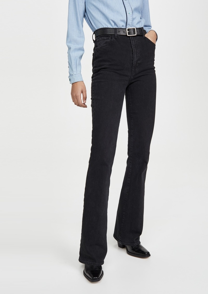 J Brand 1219 Runway High Rise Boot Jeans