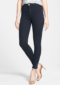 J Brand '2311 Maria' High Rise Skinny Jeans (Blue Bird)
