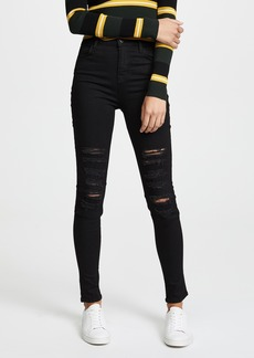 J Brand 23110 High Rise Photo Ready Maria Jeans