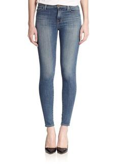 J BRAND 23110 Maria High-Rise Skinny Jeans