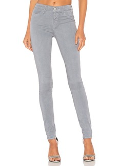 J Brand 485 Mid Rise Super Skinny in Blue. - size 25 (also in 26,27,28,29,30)