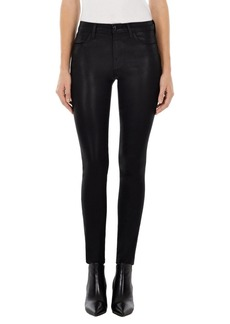 J Brand 620 Coated Super Skinny Jeans (Fearless)