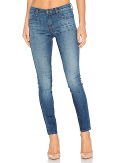 J Brand 620 Mid Rise Super Skinny. - size 30 (also in 27)