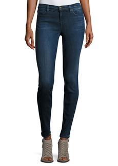 J Brand 620 Mid-Rise Super-Skinny Jeans