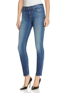 J Brand 620 Mid Rise Super Skinny Jeans in Decoy