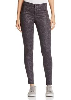 J Brand 620 Mid-Rise Super Skinny Jeans in Rumors