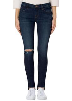 J Brand 620 Step Hem Skinny Jeans (Disguise Destruct)