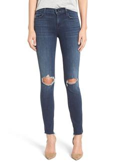 J Brand '811' Ankle Skinny Jeans (Arcadia)